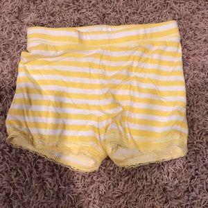 Girls shorts size 7-8